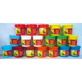 GIOTTO BE-BE PATE A JOUER SCHOOLPACK 18 POTS 220G