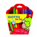 ETUI 10 CRAYONS CIRE GIOTTO BE-BE