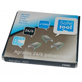 AGRAFES 24/6 - BOÎTE DE 1000