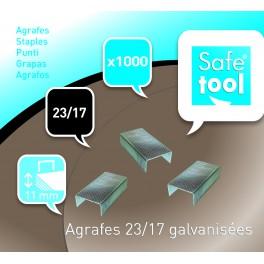 AGRAFES 23/17 BTE 1000
