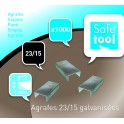 AGRAFES 23/15 BTE 1000