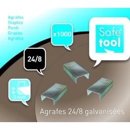 AGRAFES 24/8 - BOÎTE DE 1000
