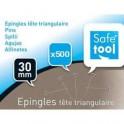 EPINGLES TETE TRIANGULAIRE BTE DE 500