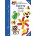 LIVRE BOUTONS MALINS (Ed. Carpentier)