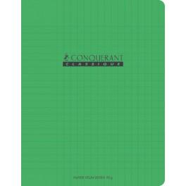 CAHIER POLYPRO VERT 90G 48 PAGES SÉYÈS 17X22
