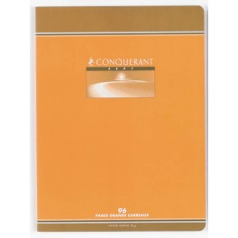CAHIER 70G 96 PAGES UNI 24X32