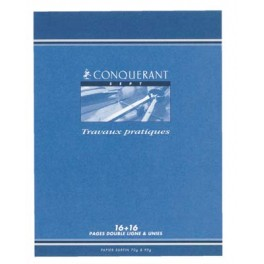 CAHIER 70G 48 PAGES UNI 24X32