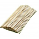 LOT 100 ALLUMETTES 270MM BOIS NATUREL