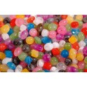 SAC 250GR PERLES PLASTIQUE NACREES ASSORTIES