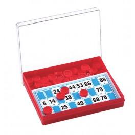 LOTO 24 cartons 90 pions + 90 jetons