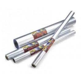 PLASTIQUE INCOLORE PVC 90µ ROULEAU 0,70X50M