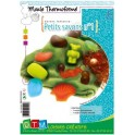 MOULES THERMOFORMES 8 FORMES ASSORTIES