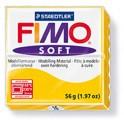 PATE A CUIRE FIMO SOFT PAIN DE 57GR JAUNE SOLEIL