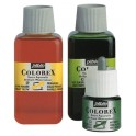 COLOREX FLACON 250ML CYAN