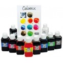 COLOREX SCHOOLPACK 10 X 250ML DONT 2 GRATUITS