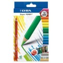 CRAYONS COULEUR SUPER FERBY VERNIS ETUI 12 ASS