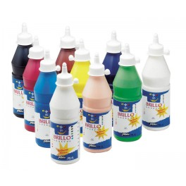 GOUACHE BRILLO 500ML ÉMERAUDE