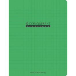 CAHIER POLYPRO VERT 90G 48 PAGES SÉYÈS 24X32