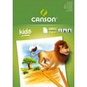 BLOC DESSIN CANSON 30 FS A5 90G BLANC