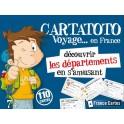 CARTATOTO - DÉPARTEMENTS