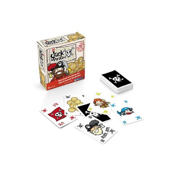 Jack le pirate jeu de cartes - Jeux de jack et les pirates ...