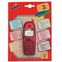 TÉLÉPHONE PORTABLE A TONALITES MULTIPLES