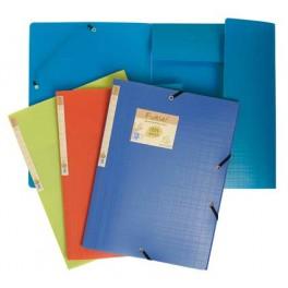 CHEMISE 3 RABATS ELASTIQUE FOREVER polypro recyclé couleurs assorties