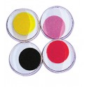 YEUX MOBILES 3 tailles 12mm 7mm 4mm Lot 60 couleurs assorties