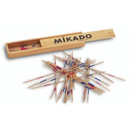 MIKADO EN BOIS