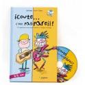 ÉCOUTE … C EST PAS PAREIL ! 4/5 ANS - LIVRE-CD