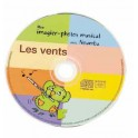 LES VENTS - LIVRE CD – MON IMAGIER-PHOTOS MUSICAL