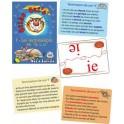 ORTHO CAT'S 1 - TERMINAISONS jeu de cartes