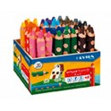 CRAYONS COULEUR LYRA GROOVE TRIPLE ONE SCHOOLPACK 48 ASSORTIS + 2 TAILLE CRAYONS