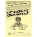 APPRENDRE L ORTHOGRAPHE GRAMMAIRE - Fichier