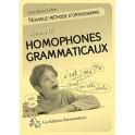APPRENDRE L ORTHOGRAPHE LES HOMOPHONES - Fichier
