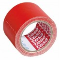 TOILE ADHESIVE 2,75MX38MM COULEUR ROUGE TESA