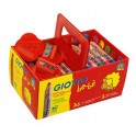 GIOTTO BE-BÈ CLASSPACK 36 CRAYONS COULEURS ASSORTIS