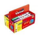 FEUTRES GIOTTO BE-BE MAXI SCHOOLPACK 36 ASSORTIS