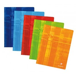 CAHIER 24X32 CLAIREFONTAINE 144P SEYES 90G