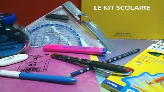 Kit Scolaire